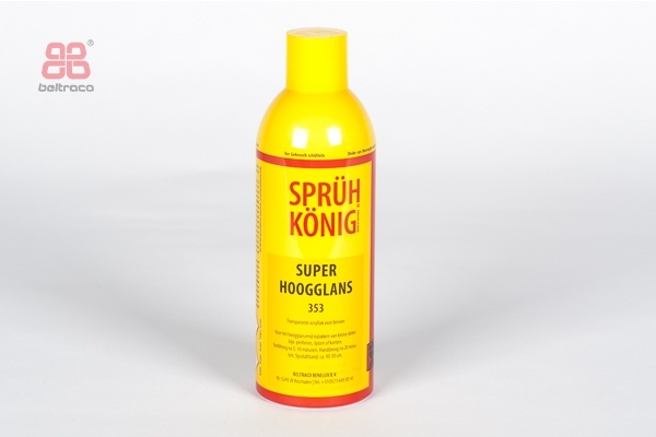 Super hoogglans à 150 ml. (Kö 353)